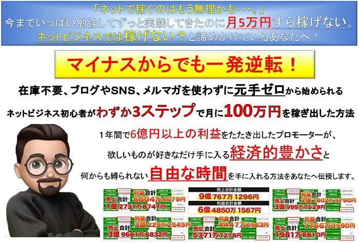 個人が在宅で100万円?!顧客が歓喜する情報販売ビジネス講座