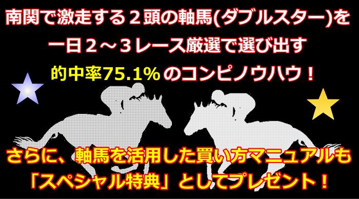 南関★ダブルスター/ダイヤモンドロジック