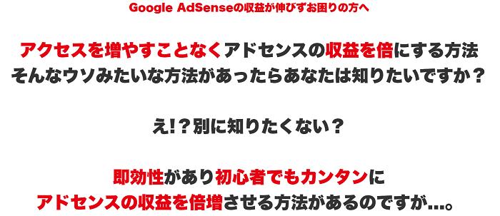 Google AdSense Masterclass ブロガーのためのアドセンス収益アップ集中講座